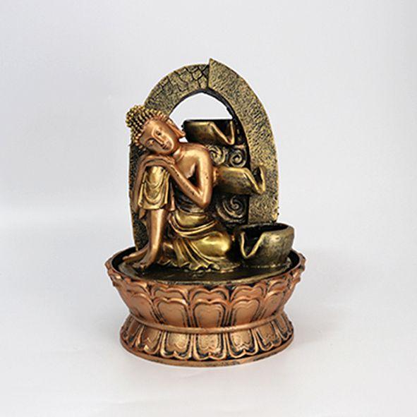 Fonte Buda Sentado 3 Quedas