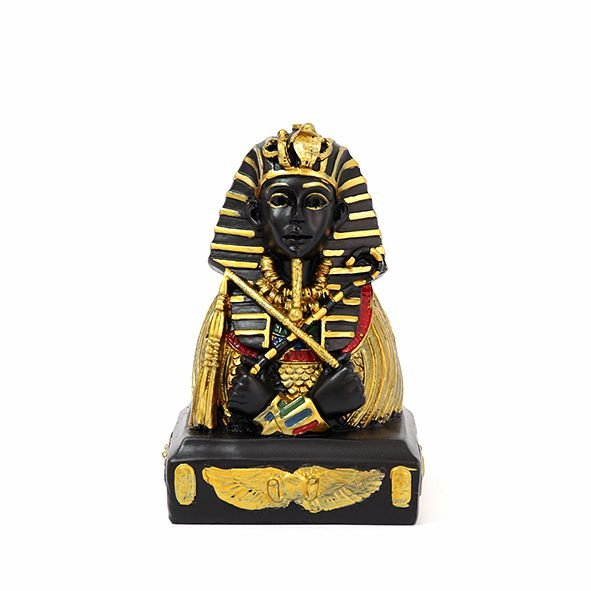 Busto Faraó Tutankhamon - P