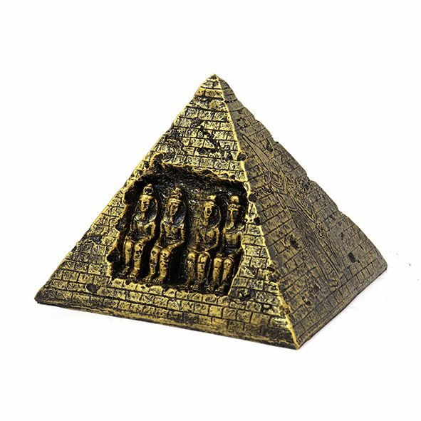 Pirâmide Tijolinho com Abu Simbel