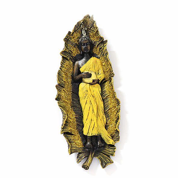 Buda na Folha Dourada - Parede