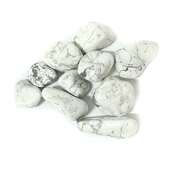 Pedra Howlita - Pacote 200g