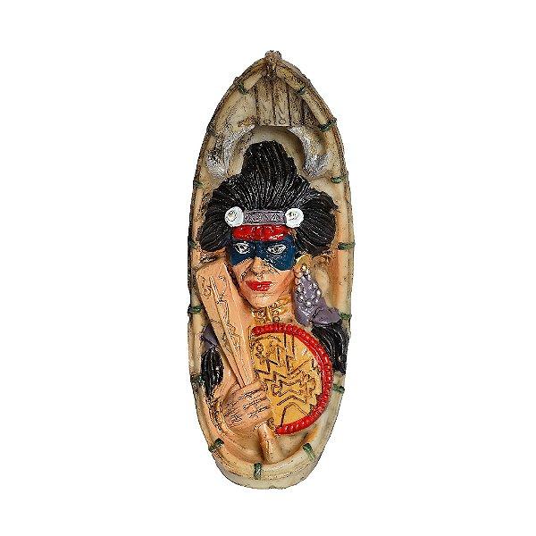 Índio no Barco - PP