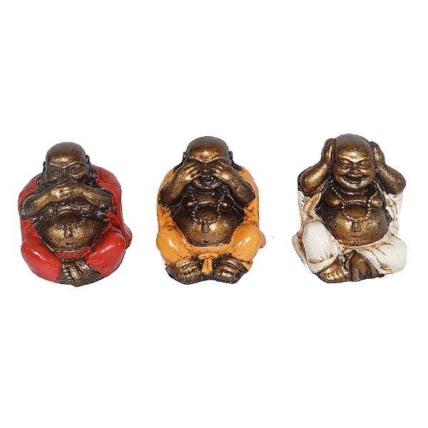 Trio Buda Gordo dos Sentidos