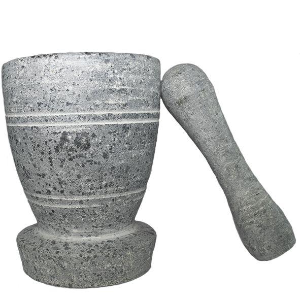 Pilão Pedra Sabão Grande