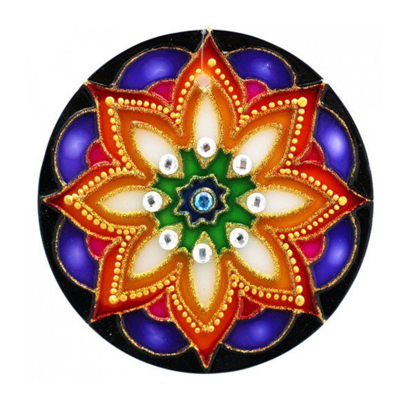 Mandala Floral - Grande