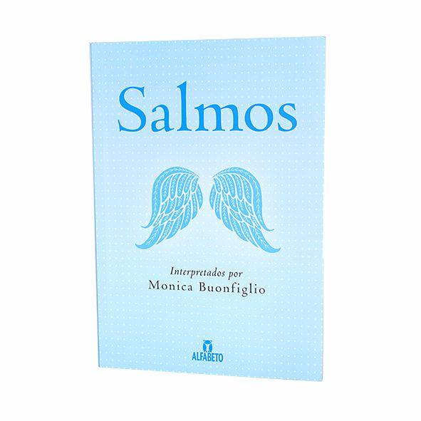 Livro Salmos por Monica Buonfiglio