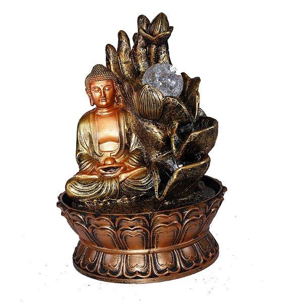 Fonte Buda Meditando 2 Quedas