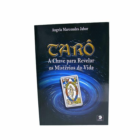 Livro - Tarô A Chave para Revelar os Mistérios da Vida
