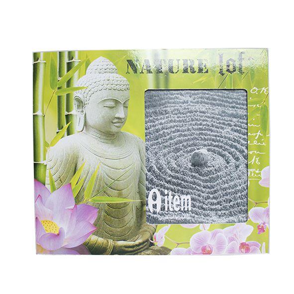 Porta Retrato e Quadro de Buda