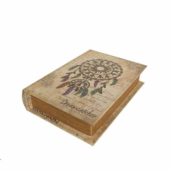 Caixa Modelo em Livro - Modelos