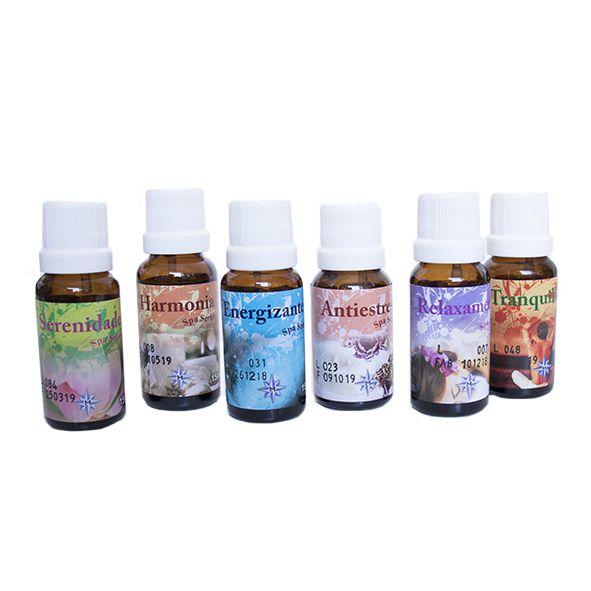 Essência para Meditação e SPA 15ml - Diversos Aromas
