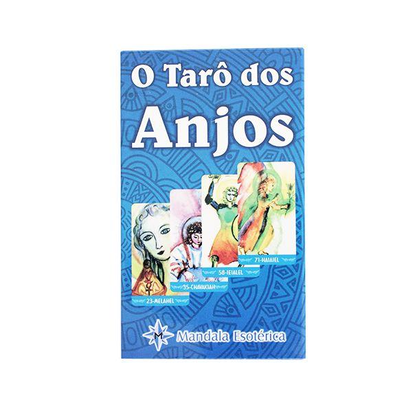 O Tarô dos Anjos - Mandala Esotérica