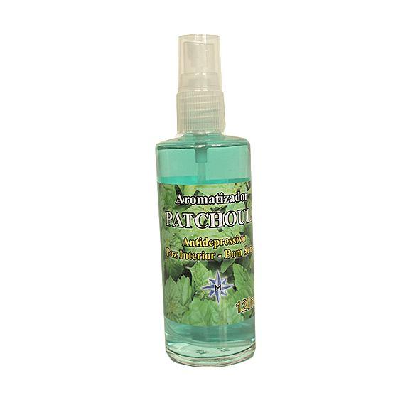 Perfume para Ambiente em Spray - Patchouli