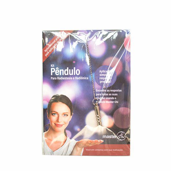 Kit Pêndulo para Radiestesia e Radiônica