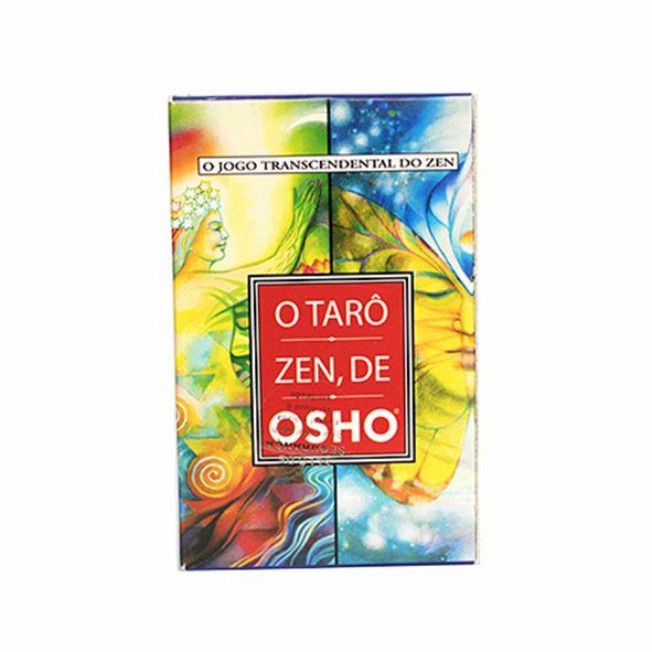 O Tarô Zen de Osho
