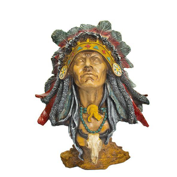 Busto Índio