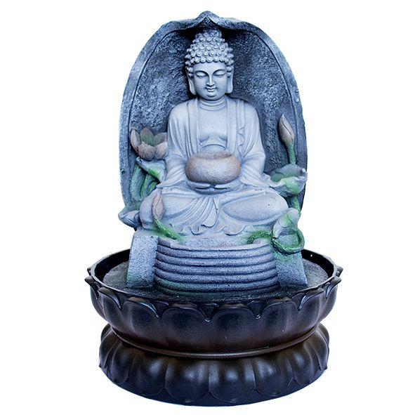 Fonte Buda Meditando