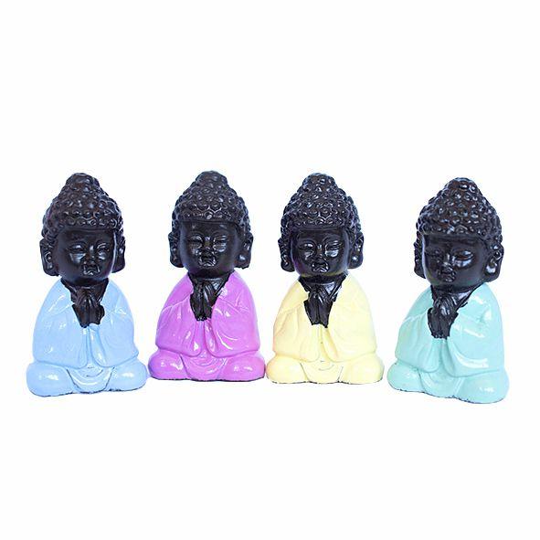 Mini Buda - Diversas Cores