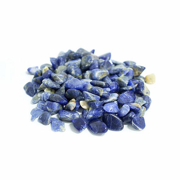 Pedras Semi Preciosas Variadas - Pacote 100g