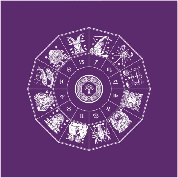 Toalha Zodíaco - Diversas Cores