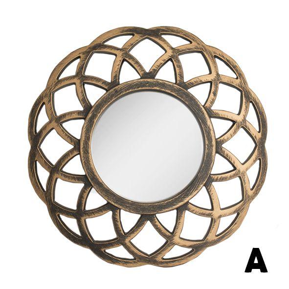 Espelho Ouro Velho - Dois Modelos