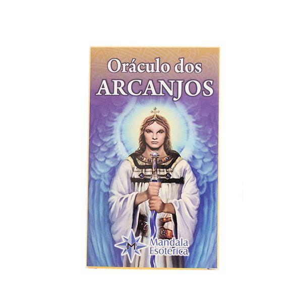 Oráculo dos Arcanjos - Mandala Esotérica