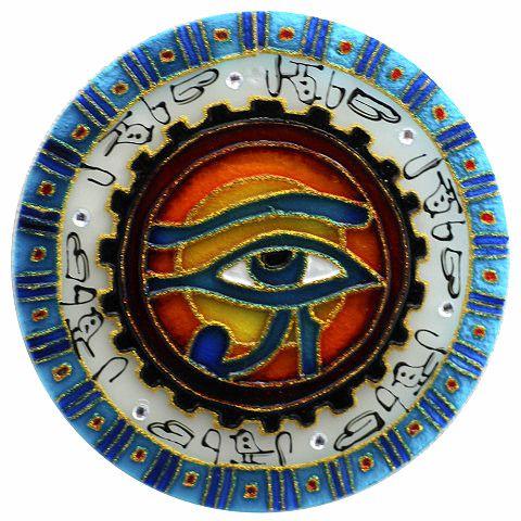 Mandala Olho de Hórus - Extra Grande