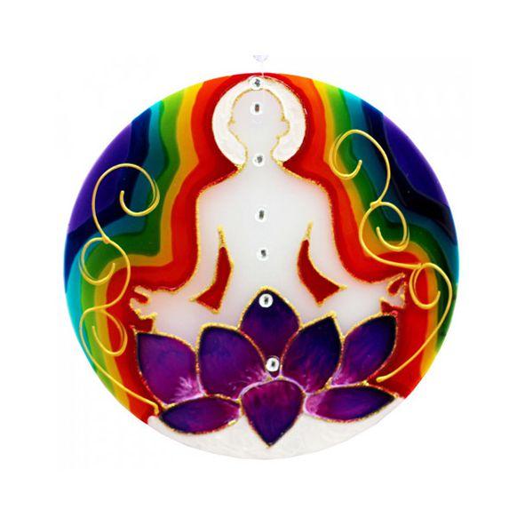 Mandala Meditação - Média