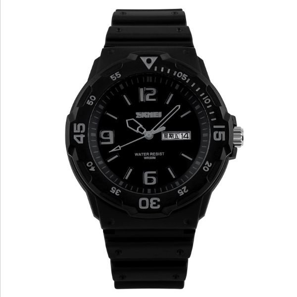 Relógio Masculino Skmei Analógico 1045 PT