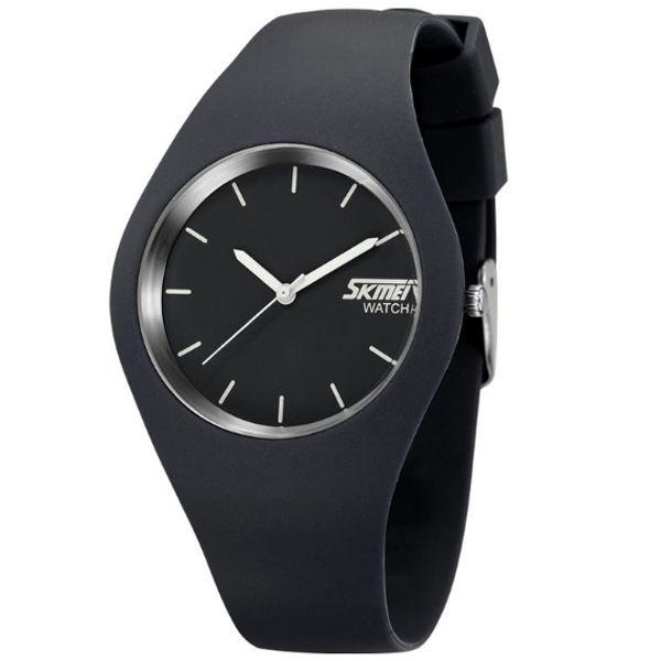 Relógio Feminino Skmei Analógico 9068 Cinza