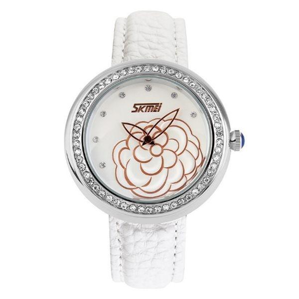 Relógio Feminino Skmei Analógico 9087 BR-PR