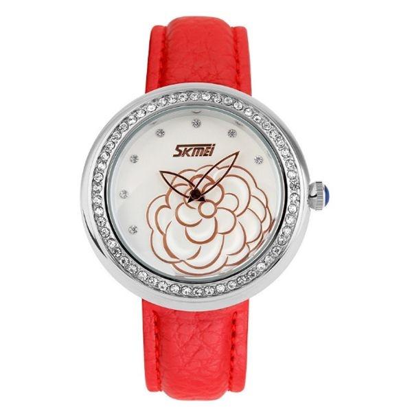 Relógio Feminino Skmei Analógico 9087 VM-PR