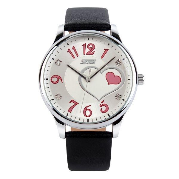 Relógio Feminino Skmei Analógico 9085 Preto