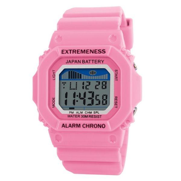 Relógio Feminino Skmei Digital 6918 RS