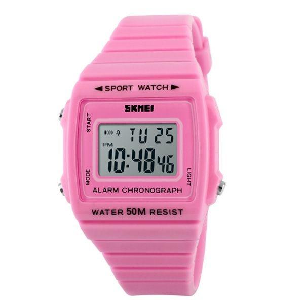 Relógio Feminino Skmei Digital 1136 RS