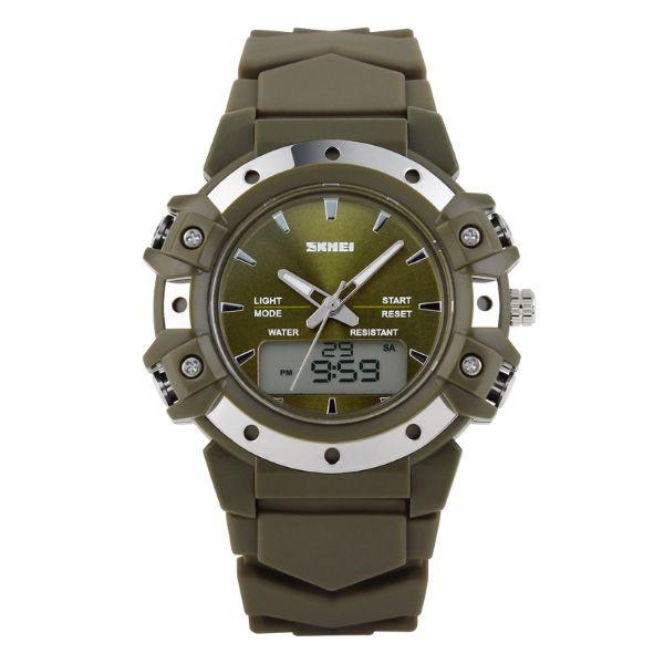 Relógio Masculino Skmei Anadigi 0821 VD
