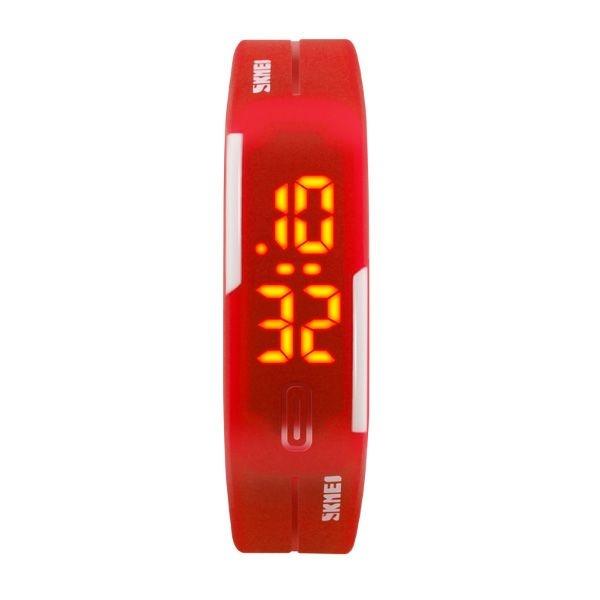 Relógio Feminino Skmei Digital 1099 - Vermelho