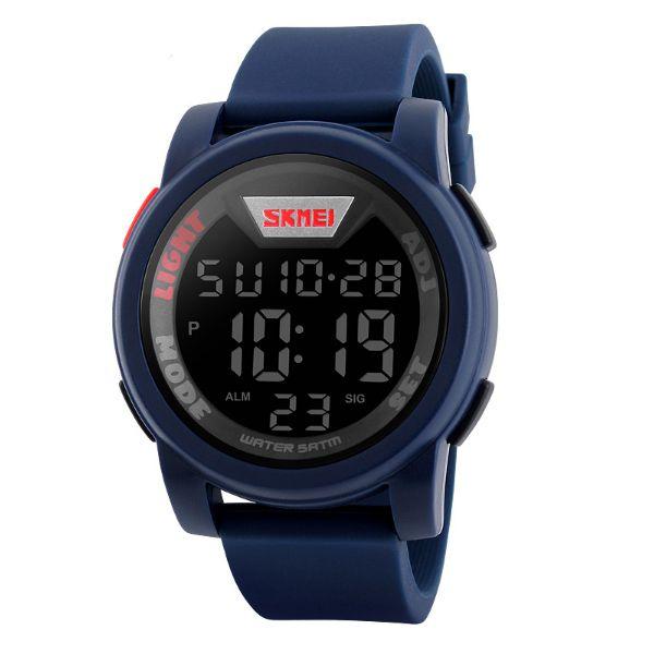 Relógio Masculino Skmei Digital 1218 Azul