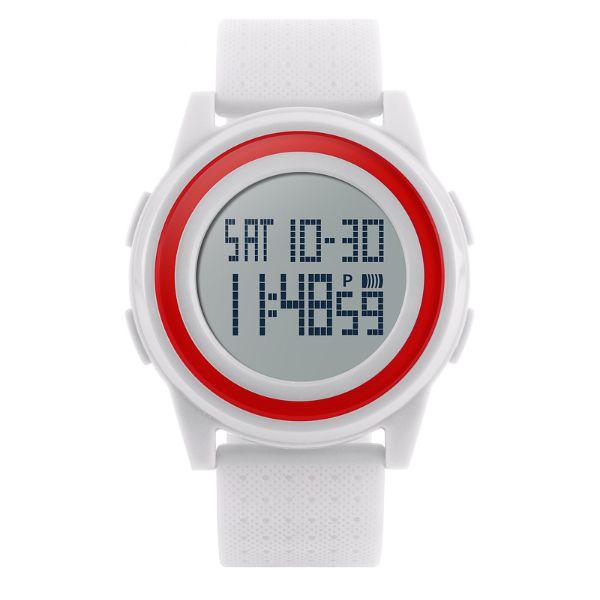 Relógio Masculino Skmei Digital 1206 Branco