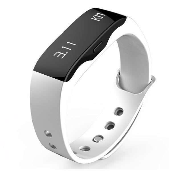 Relógio Smart Watch Skmei Bluetooth L28T Branco