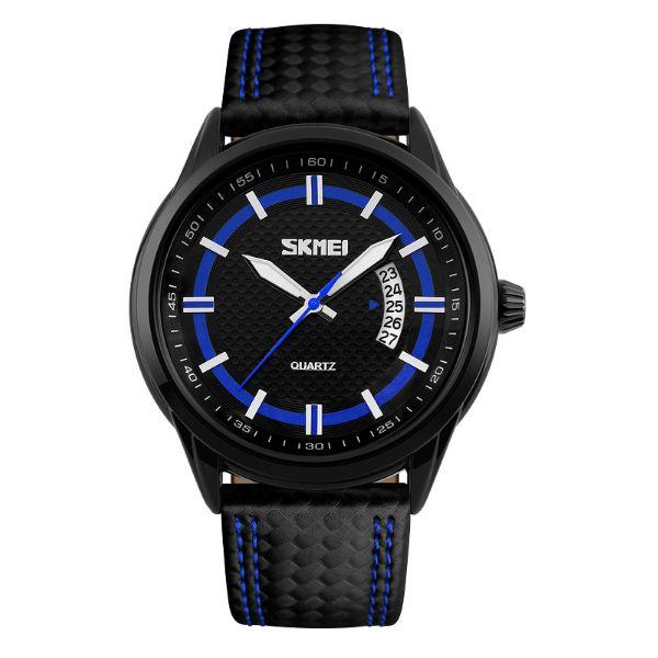 Relógio Masculino Skmei Analógico 9116 Azul