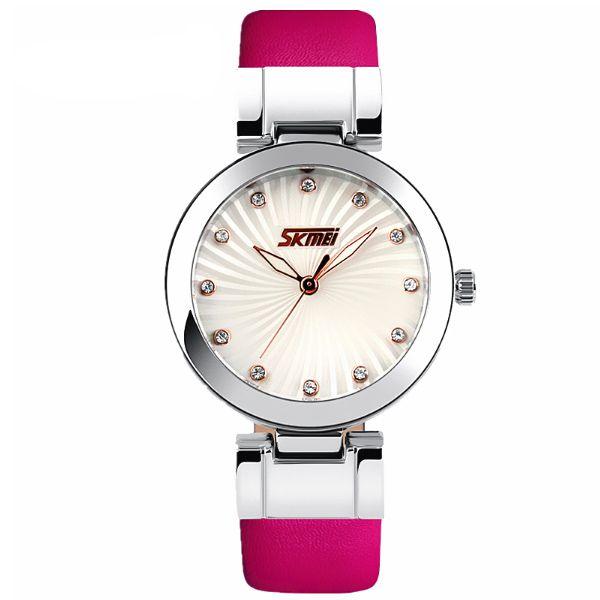 Relógio Feminino Skmei Analógico 9086 RS