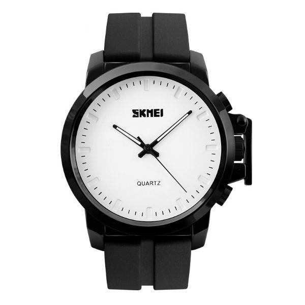Relógio Masculino Skmei Analógico 1208 Branco