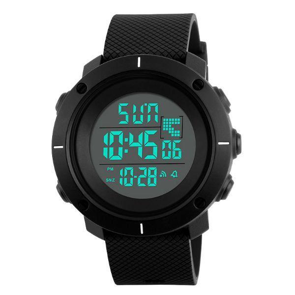 Relógio Masculino Skmei Digital 1213 Preto
