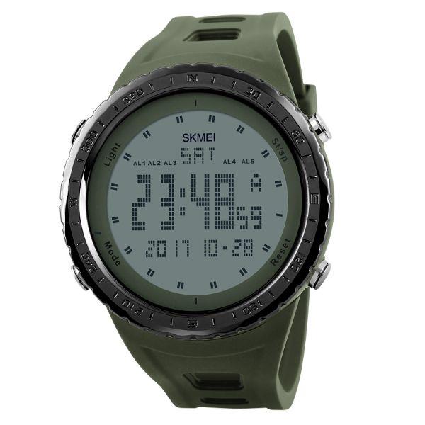 Relógio Masculino Skmei Digital 1246 Verde