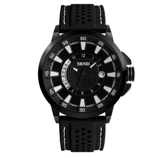 Relógio Masculino Skmei Analógico 9151 - Preto