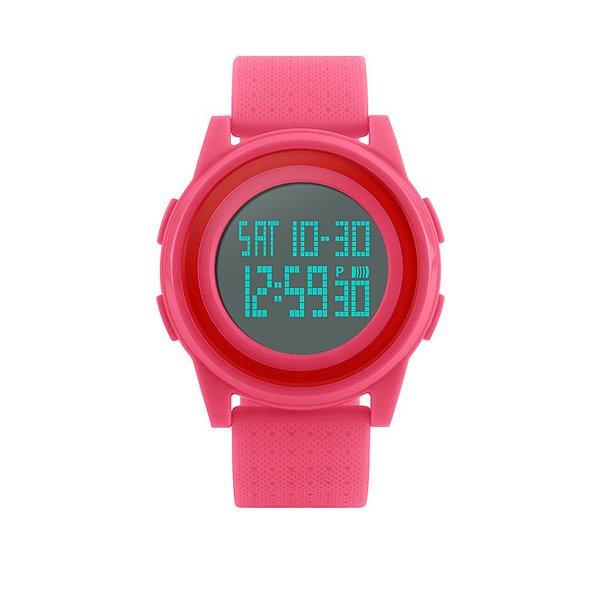 Relógio Feminino Skmei Digital 1206 Rosa