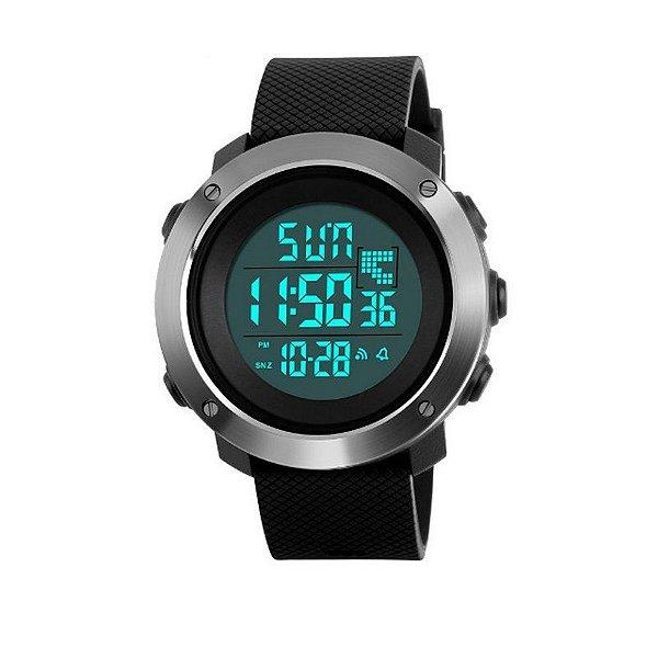 Relógio Masculino Skmei Digital 1267 Preto