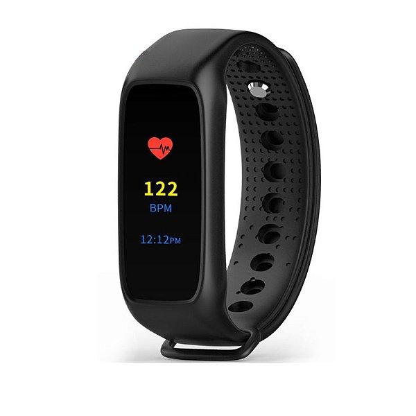 Relógio Masculino Skmei Smartwatch L30T Preto