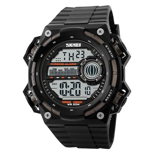 Relógio Masculino Skmei Digital 1115 - Preto e Cinza